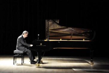 Recital de piano del maestro Enrique Bátiz en Milán