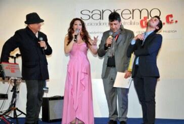 """Paulina Calahorrano ospite a """"Casa Sanremo D.O.C 2016"""""""