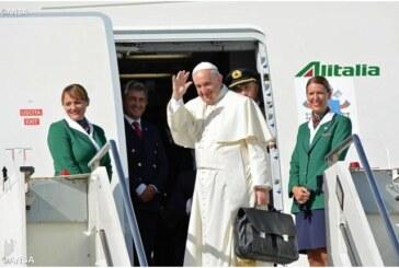 Il Papa partito per il Messico, a Cuba l'incontro con il patriarca Kirill