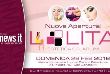 Nasce il centro estetico Lolita, Grande Inaugurazione 28 febbraio