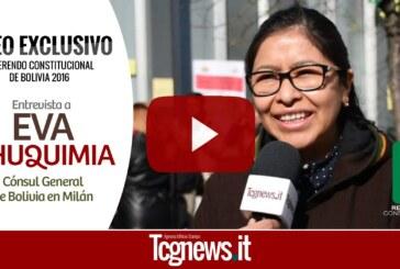 """Cónsul Eva Chuquimia: """"El patriotismo boliviano se siente en Roma, Bérgamo y Milán"""""""