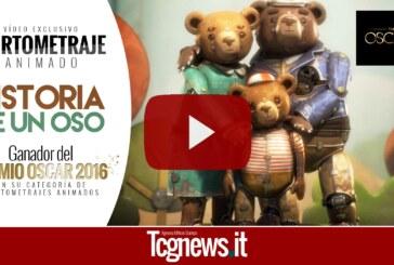 'Historia de un oso': El cortometraje animado chileno que se ganó el Oscar