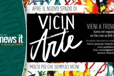 MILANO: Inaugurazione dell'Associazione VicinArte, il 27 e 28 febbraio