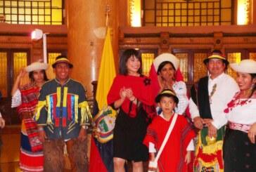 Cónsul de Ecuador en Genova se despide y agradece Instituciones Italianas y la Comunidad ecuatoriana
