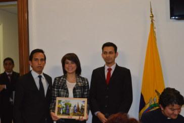 Rendición de Cuentas de la gestión realizada por la Cónsul Esther Cuesta Santana