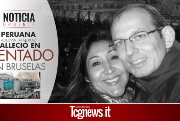 Peruana Adelma Tapia Ruiz murió en atentado en Bruselas