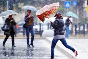 Genova: Stato di allerta gialla per piogge e temporali