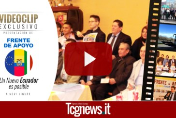 """ENTREVISTA: Posicionamiento de Nueva Directiva del frente de apoyo """"Un Nuevo Ecuador Es Posible"""""""