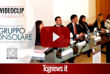 Presentación del Grupo Consular Latinoamericano en Milán