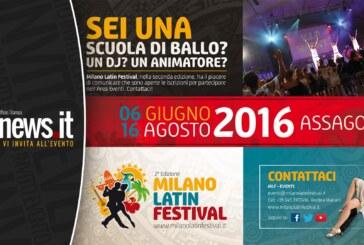 Milano Latin Festival cerca nuovi talenti per la sua seconda edizione