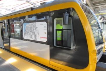 Treni nuovi: maggiore confort nella metropolitana di Genova
