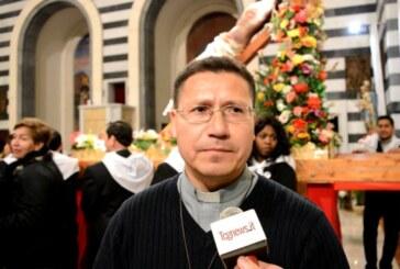 Procesión Cristo del Consuelo: Acto religioso de Guayaquil a Sampierdarena