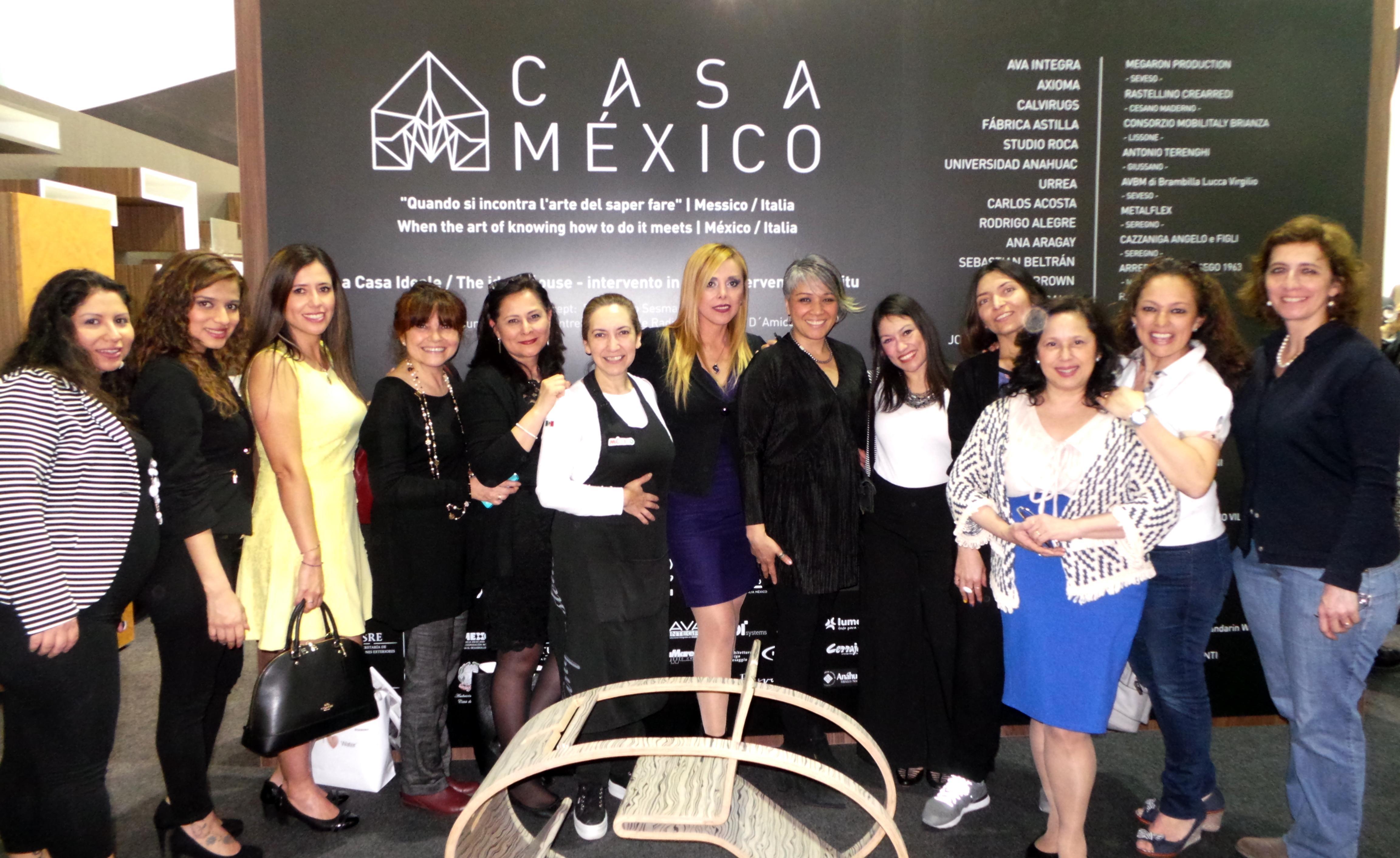 "Italmex presenta Casa Mexico, la ""casa ideale"""