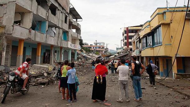 Nuevo terremoto de 6,1 en la costa norte de Ecuador