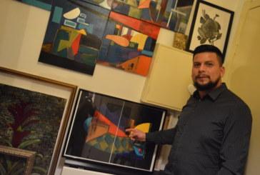 Pasión por él arte, por la vida: Victor Camposano