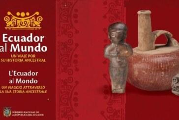 MOSTRA ARCHEOLOGICA DELL'ECUADOR A ROMA
