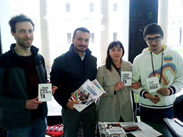 Comunidad universitaria de Milán debate Plan de Derechos Humanos de Venezuela