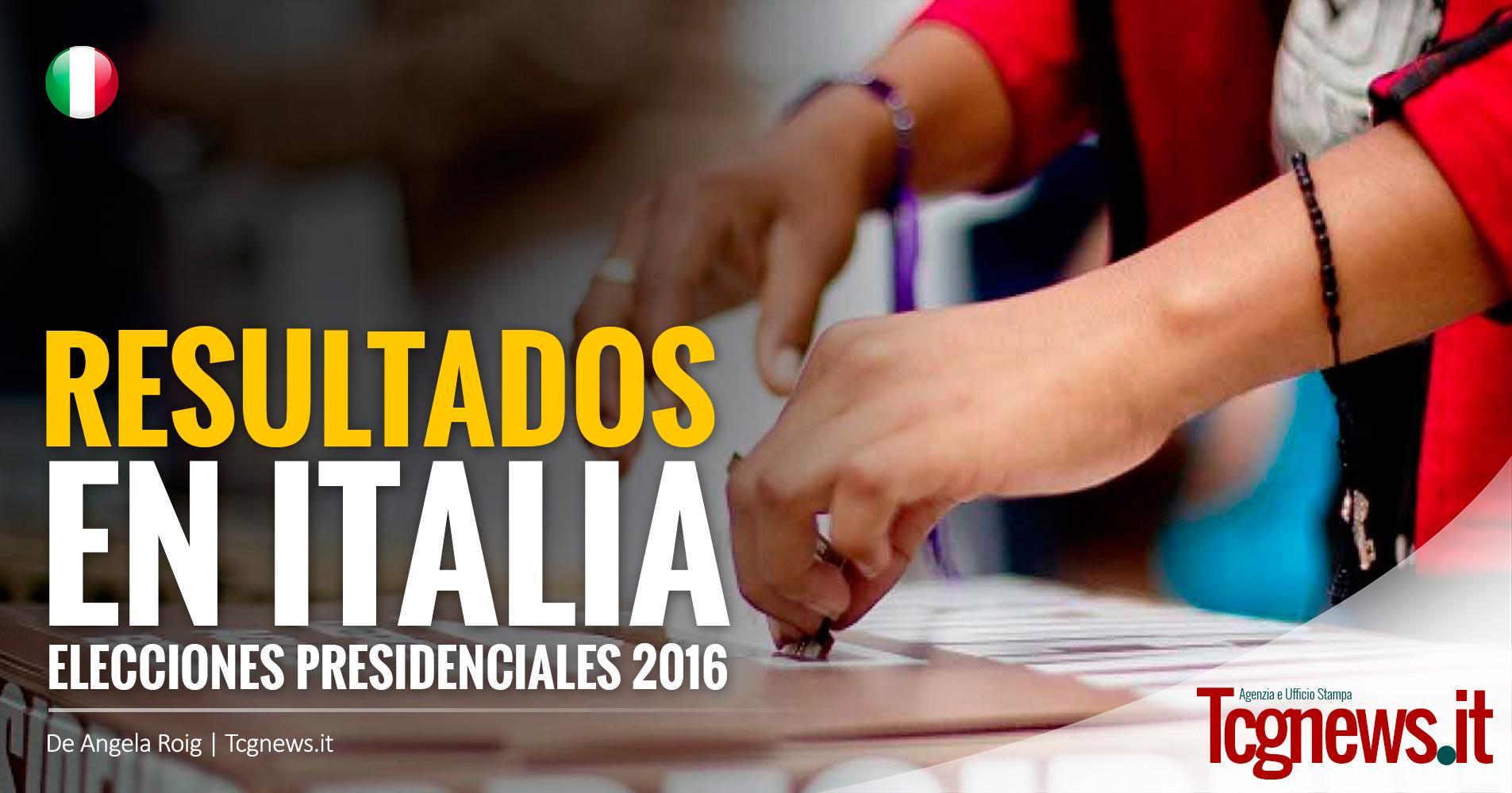 Elecciones presidenciales 2016: Peruanos en Italia prefirieron a Mendoza en vez de Kuczynski