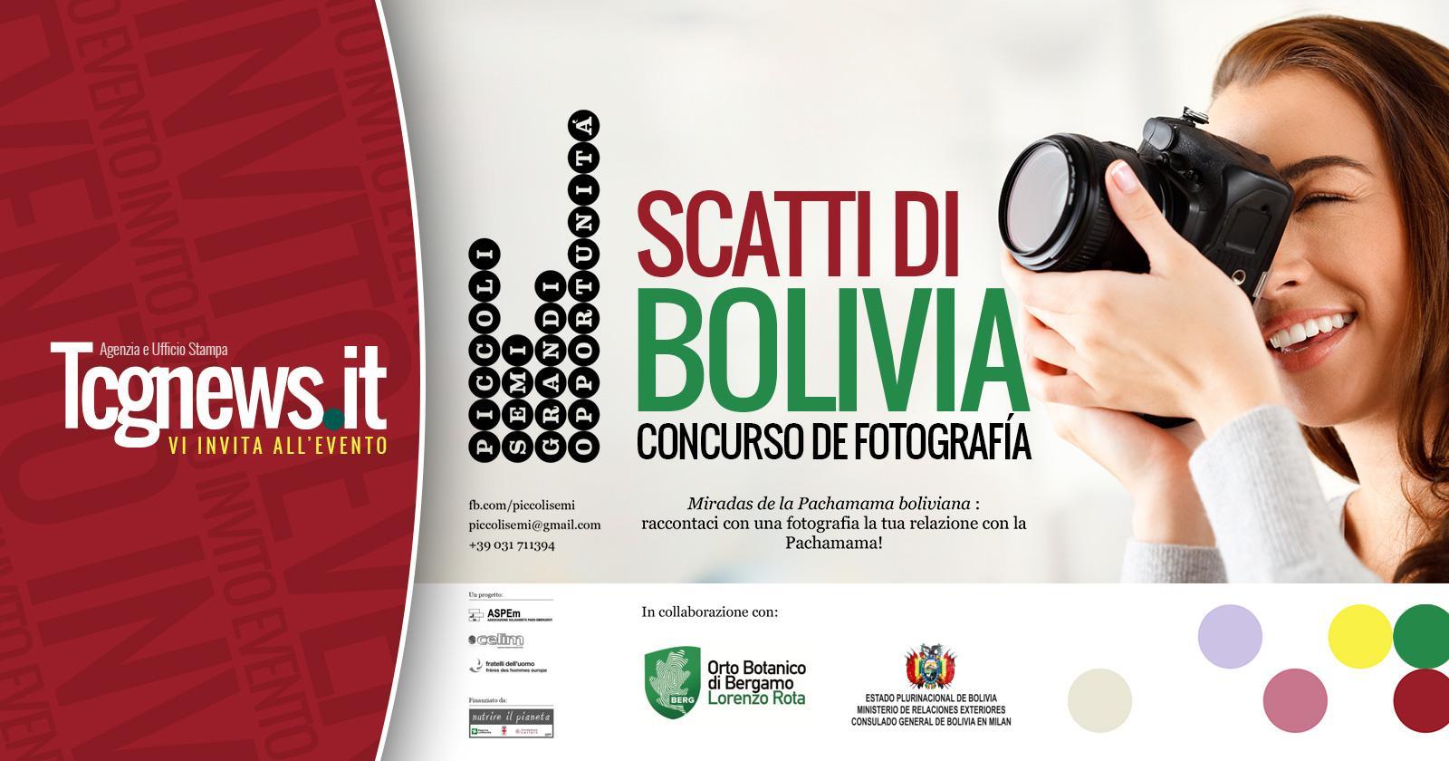 """Concurso de Fotografía """"Miradas de la Pachamama boliviana"""""""