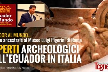 REPERTI ARCHEOLOGICI DELL'ECUADOR IN ITALIA: Viaggio ancestrale al Museo Luigi Pigorini di Roma
