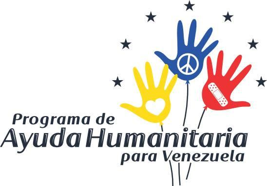 "VENEZUELA  ""AYUDA HUMANITARIA"" DALL'ITALIA"