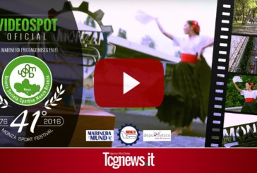 La Marinera será protagonista en el 41° Festival del Deporte en Monza