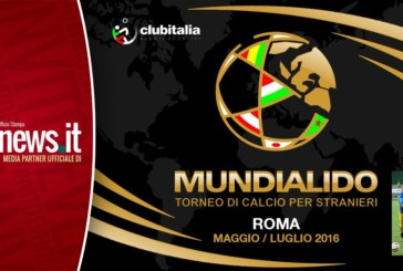 Mundialido 2016: TCG News Media Partner Ufficiale dell'evento sportivo di Roma