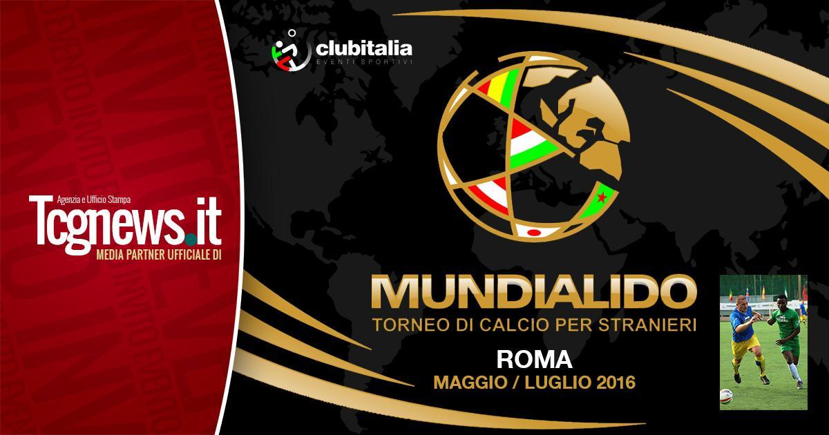 Mundialido 2016: TCG News Media Partner Ufficiale dell'evento sportivo di Roma