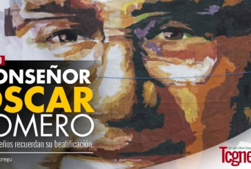 Salvadoreños recuerdan beatificación de Monseñor Oscar Romero