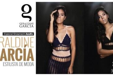 GERALDINE GARCIA: Estilista de moda