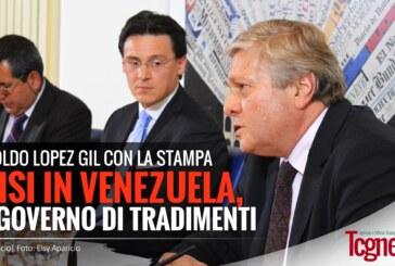 CRISI IN VENEZUELA, UN GOVERNO DI TRADIMENTI
