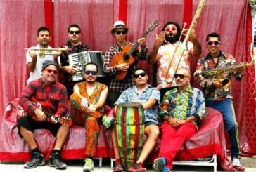 Chico Trujillo : Desde Chile al Jardín Luzzati de Génova