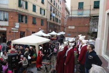 Sampierdarena Festa Patronale : Parrocchia S. Maria della Grazia 27, 28, 29 Maggio