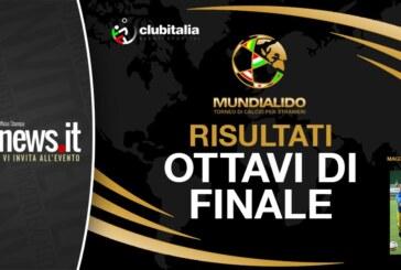 MUNDALIDO 2016: RISULTATI OTTAVI DI FINALE