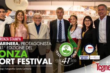 La Marinera, protagonista alla 41° edizione del Monza Sport Festival