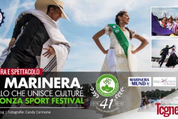 La Marinera, il ballo che unisce culture al Monza Sport Festival