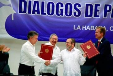 COLOMBIA TROVA PACE DOPO 52 ANNI DI CONFLITTO
