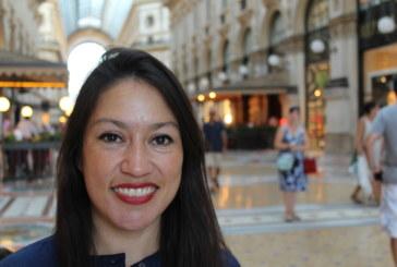 Irma Rodríguez, una mexicana en Amatrice decidida a ayudar