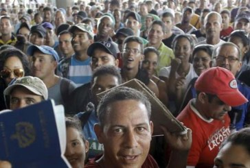 Latinoamérica espera respuesta de Estados Unidos sobre política migratoria para cubanos