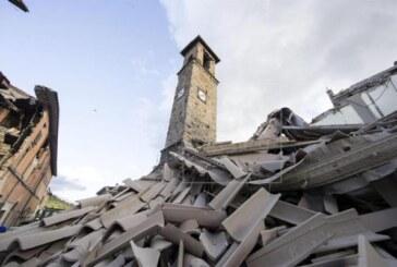 Sube a 124 el número de fallecidos tras el terremoto en el centro de Italia