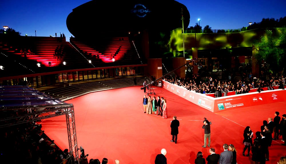 El cine latinoamericano es protagonista en la XI Fiesta de Roma