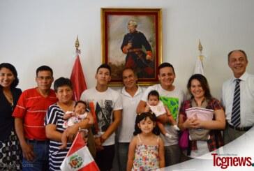 Consulado General de Perú en Génova: Consulado de Puertas Abiertas