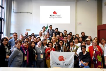 La Console Marisela Morales incontra la delegazione messicana in Slow Food 2016