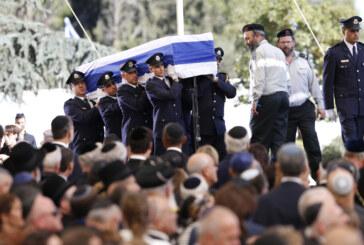 El mundo rinde tributo a Simón Peres, el hombre de la paz y la reconciliación