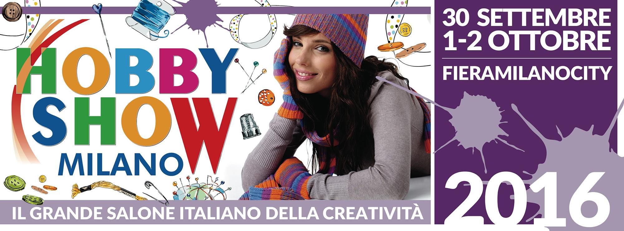 Hobby Show Milano: Un autunno a tutta creatività