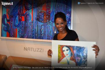 Grey Est, la dominicana che fa fronte al razzismo con l'arte: L'Art&Inclusion