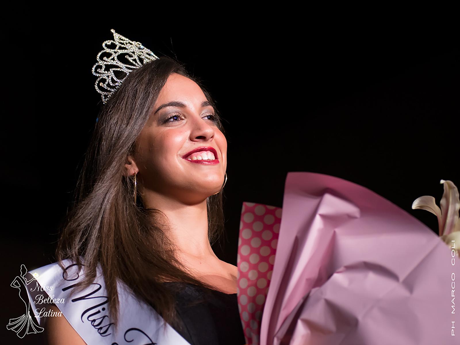Incoronata Miss Belleza Latina in Italia: La Brasiliana Kay Grelli