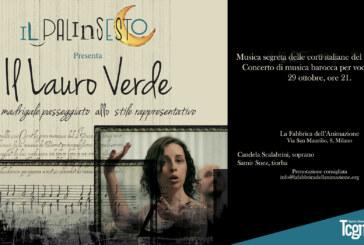 IL LAURO VERDE: Concerto di musica barocca italiana del XVI secolo