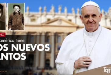Latinoamérica tiene dos nuevos Santos