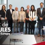 Taller de cónsules del Ecuador en Europa